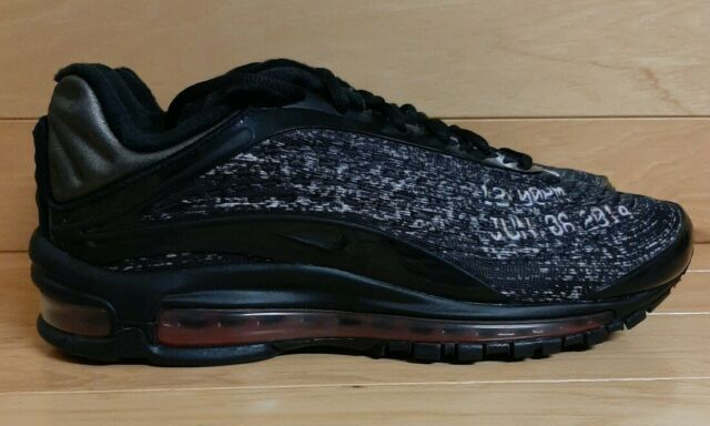 Nike Air Max Deluxe Skepta Size 8.5 Black Red Never Sleep On Tour AQ9945 001