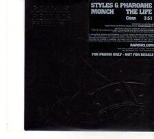 (FT680) Styles & Pharoahe, Monch The Life - 2002 DJ CD