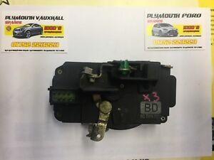 Vauxhall-Vectra-B-Front-Right-Door-Lock-Solenoid-amp-Mechanism-90585022-BD