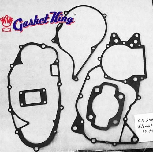 1973-74 Honda Elsinore CR 250M gaskets gaskets