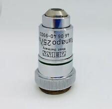 Zeiss 25x065 Planapo Microscope Objective 160mm Plan Apochromat 460640 9903