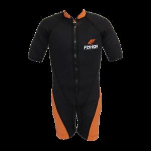 Barefoot International 700 Iron Short Sleeve Wetsuit