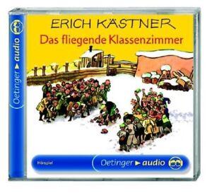 ERICH-KASTNER-DAS-FLIEGENDE-KLASSENZIMMER-CD-NEW