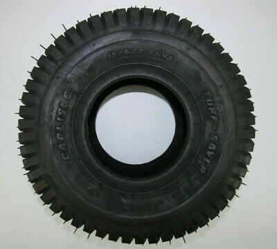 Carlisle Turf Saver II 15X6.00-6//2 Lawn Garden Tire Mower Tires fitsment New