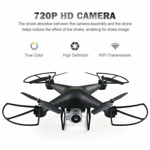 Details about JJRC H68 Wifi 720P HD Camera Drone FPV App Control RC  Quadcopter Toys Altitude