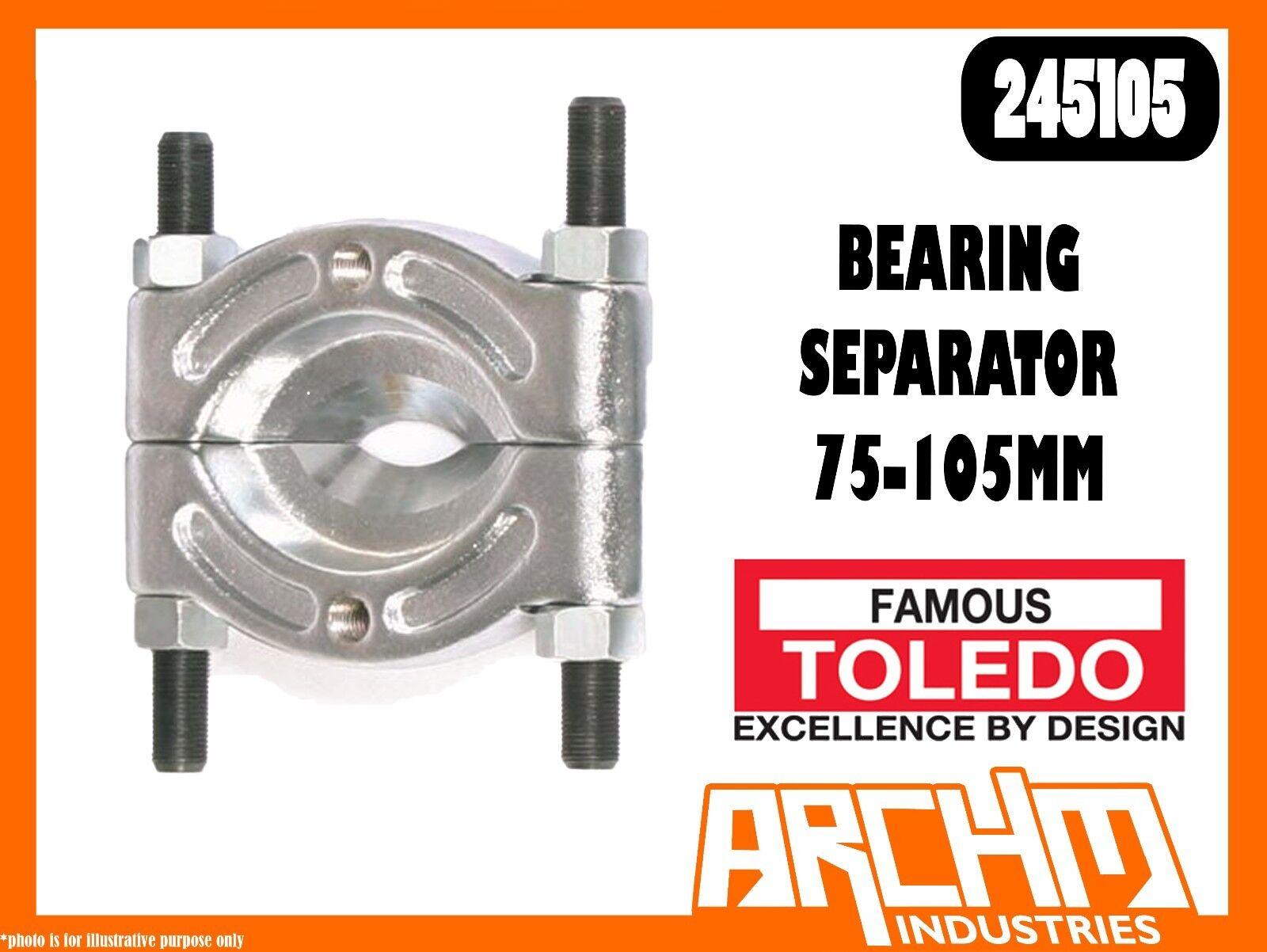 TOLEDO 245105 - BEARING SEPARATOR - 75–105MM - 1 2