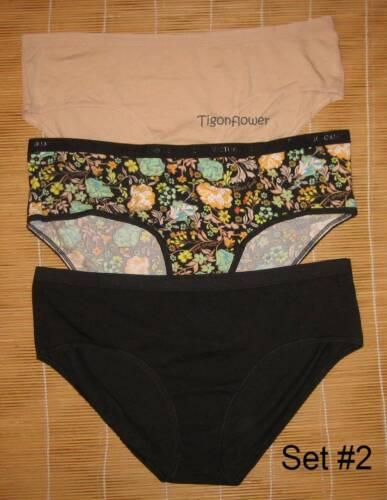 Details about  /3 Victoria/'s Secret Cotton Lingerie Panties Hiphugger Extra Large You Choose Set