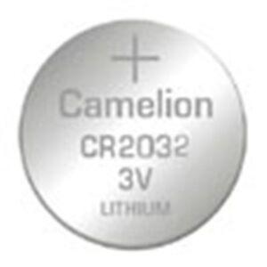 5x cr2032 cr 2032 lithium batterie knopfzelle 3v camelion. Black Bedroom Furniture Sets. Home Design Ideas