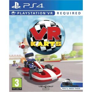 VR-Karts-PSVR-For-VR-PS4-New-amp-Sealed