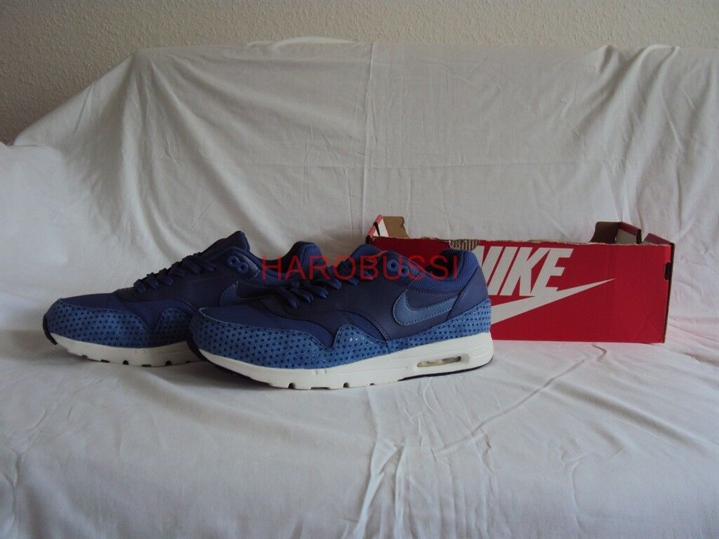 Original Nike W Air Max 1 Ultra Essentials one 704993-500 11,5   44 bleu Dot