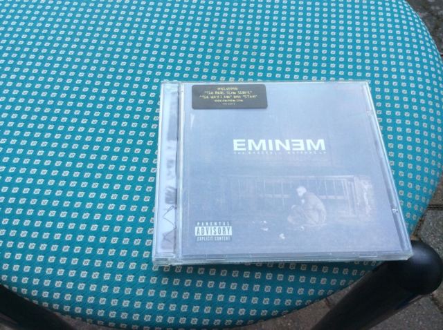 Eminem: The Marshall Mathers LP, hiphop, Perfekt stand