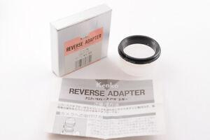 TOP-MINT-in-BOX-Kenko-REVERSE-ADAPTER-52mm-For-NIKON-From-JAPAN