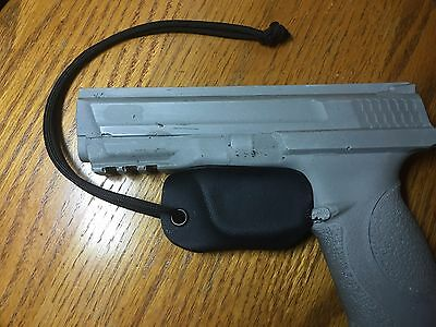 w//Light Attached Kydex Trigger Guard for Smith /& Wesson M/&P 9C//40C