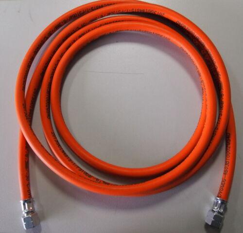 des deux côtés paréo g1//4lh Tuyau propane propane tuyau 1m 100cm 10 Bar