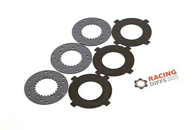 Limited Slip Differential 4 Vented clutch plate set for BMW 188mm LSD E30 E36 Z3