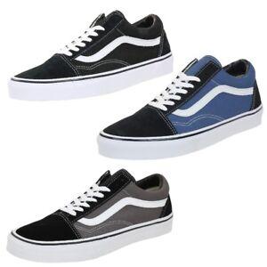 Vans-Old-Skool-Zapatillas-de-Skate-Sneaker-Clasico-Clasicos