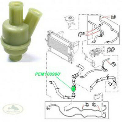 Land Rover Discovery 2 TD5 Thermostat PEM100990