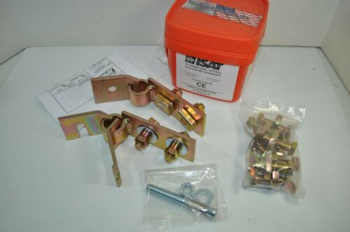 ISAT Seismic Bracket Support Kit Cable Tray Bracing LOT of 6 Boxes # RCHW12 ABHW