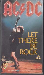 AC/DC - Let there be Rock - Liveconcert with Bon Scott - VHS Video - ACDC - Hamburg, Deutschland - AC/DC - Let there be Rock - Liveconcert with Bon Scott - VHS Video - ACDC - Hamburg, Deutschland