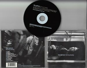 THEA-GILMORE-Burning-Dorothy-1998-UK-10-track-debut-CD-UNPLAYED