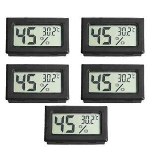 5pcs-Mini-Digital-LCD-Temperature-Humidity-Meter-Thermometer-Hygrometer-Set-K0S5