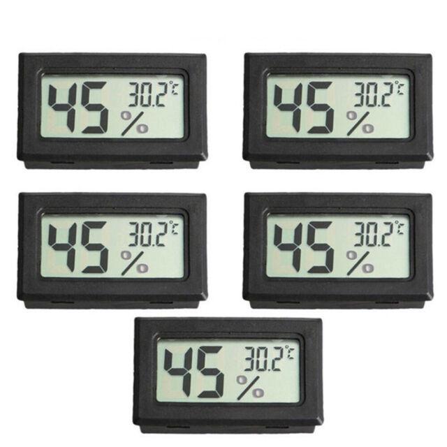 Mini indoor outdoor hygrometer humidity gauge thermometer temperature meters SP