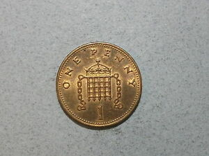 England One Penny 1989 - <span itemprop=availableAtOrFrom>Bad Neuenahr-Ahrweiler, Deutschland</span> - England One Penny 1989 - Bad Neuenahr-Ahrweiler, Deutschland