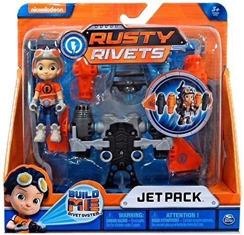 Rusty Rivets Jet Pack Nickelodeon