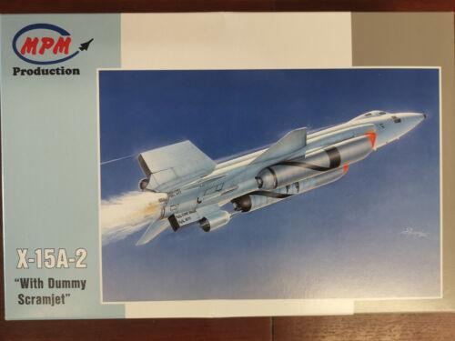 "North American X-15A-2"" W Dummy Scramjet"" MPM 1//72 Kunststoff Set"