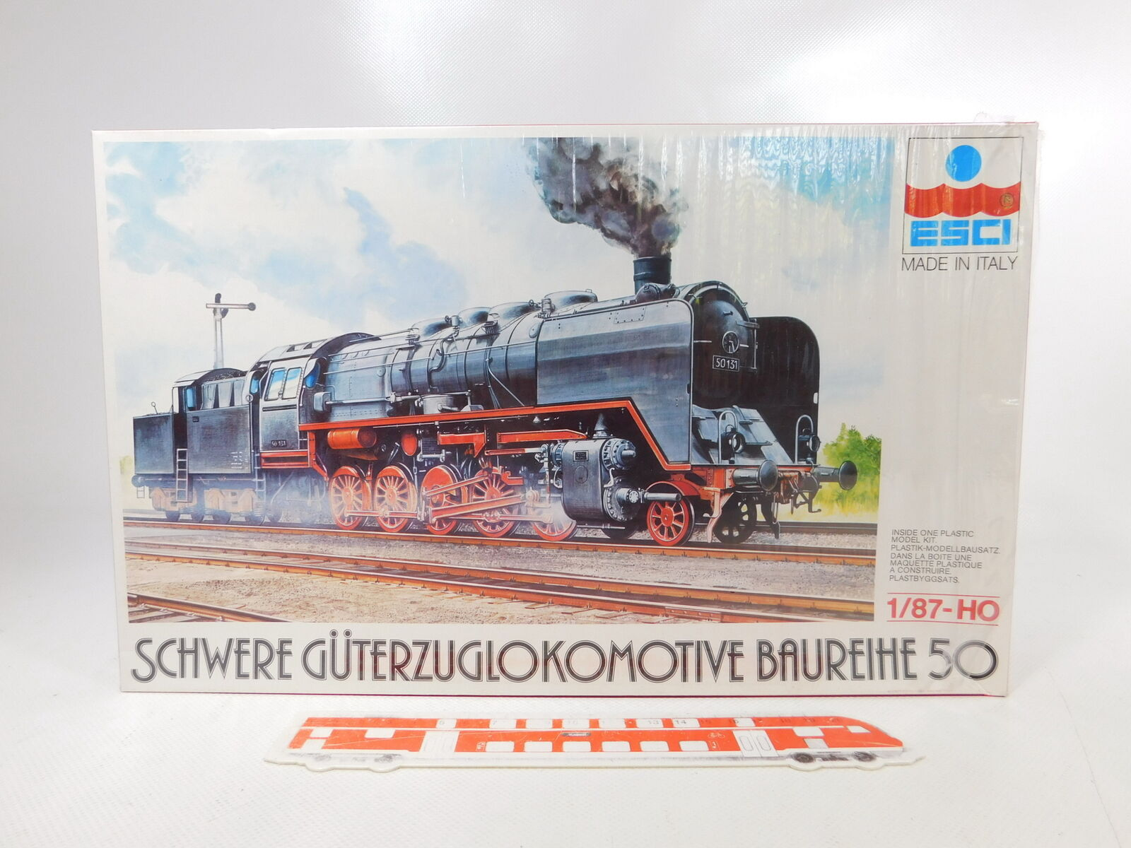 CA316-1 Esci H0 1 87 H-1002 Building Kit Freight Locomotive Br 50+ Sealed