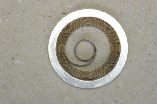 Mainspring Ressort Muelle Zugfeder Molla IWC 52-H 5 57 58-H 5 59-H 5 65 66 67