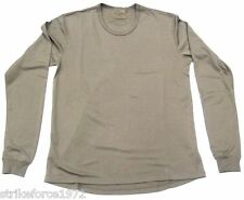 NEW - PCS Thermal Long Sleeve Base Layer Vest - Light Olive - Size LARGE 180/100