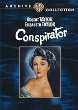 CONSPIRATOR (1949 Elizabeth Taylor) -  Region Free DVD - Sealed