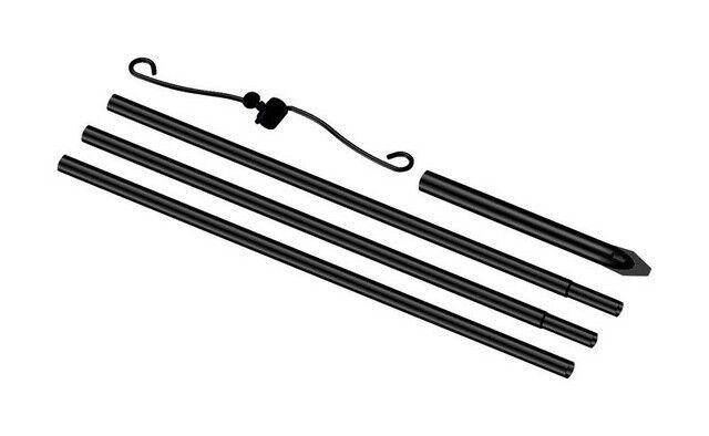 38128 92 in. Bird Feeder Pole Kit