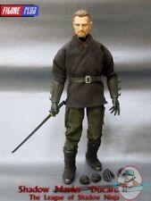 """1/6 The League of Shadow Ninja Shadow Master Liam Neeson """"Ducard II"""""""