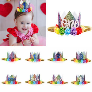 Image Is Loading Newborn Baby Boy Girl 1st Birthday Party Princess