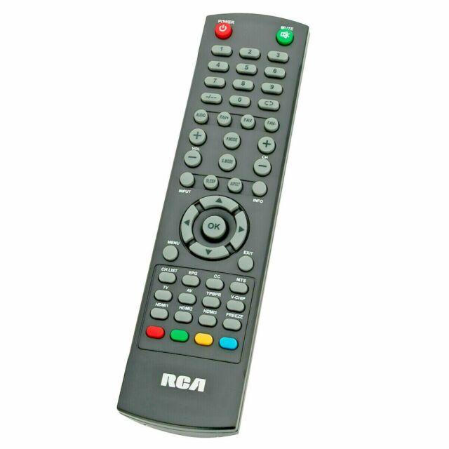 RCA RTU4002-B TV Remote Control