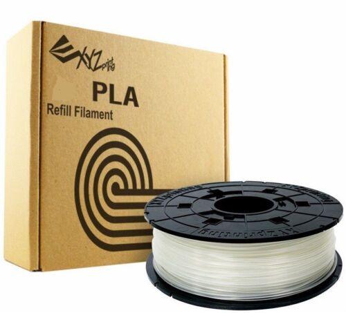 XYZPrinting 1.75 mm da Vinci 3D Printer PLA Refill Filament Nature 600g