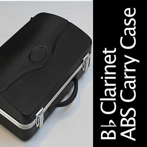 Bb-CLARINET-CASE-ABS-Hard-Case-BRAND-NEW-GREAT-QUALITY