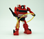 Transformers PAPA Small Scale Mini Toy PPT PA-02 Fire Extinguisher in stock