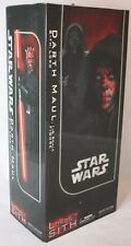 "Sideshow 12"" 1:6 Scale Star Wars DARTH MAUL Dark Lord of the Sith NIP"