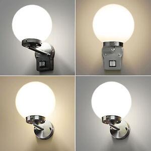 Details Zu Außenleuchte Bewegungsmelder Wandleuchte Wandlampe Außenlampe Edelstahl 270