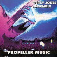 Percy Jones Ensemble, Percy Jones - Propeller Music [new Cd] on Sale