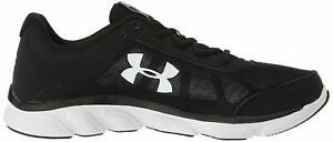 Under-Armour-3020673-001-Micro-G-Assert-7-Black-White-Men-039-s-Running-Shoes