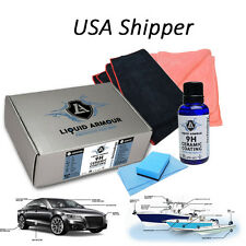 Liquid Armour Paint Protection 30ml  Nano Ceramic 9H Coating - USA Shipper