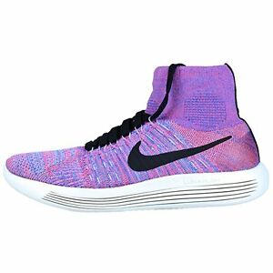 low priced f8790 c4ffe Details about NIKE WOMENS LUNAREPIC FLYKNIT RUNNING SHOES RETAIL PRICE$175  [818677 604]