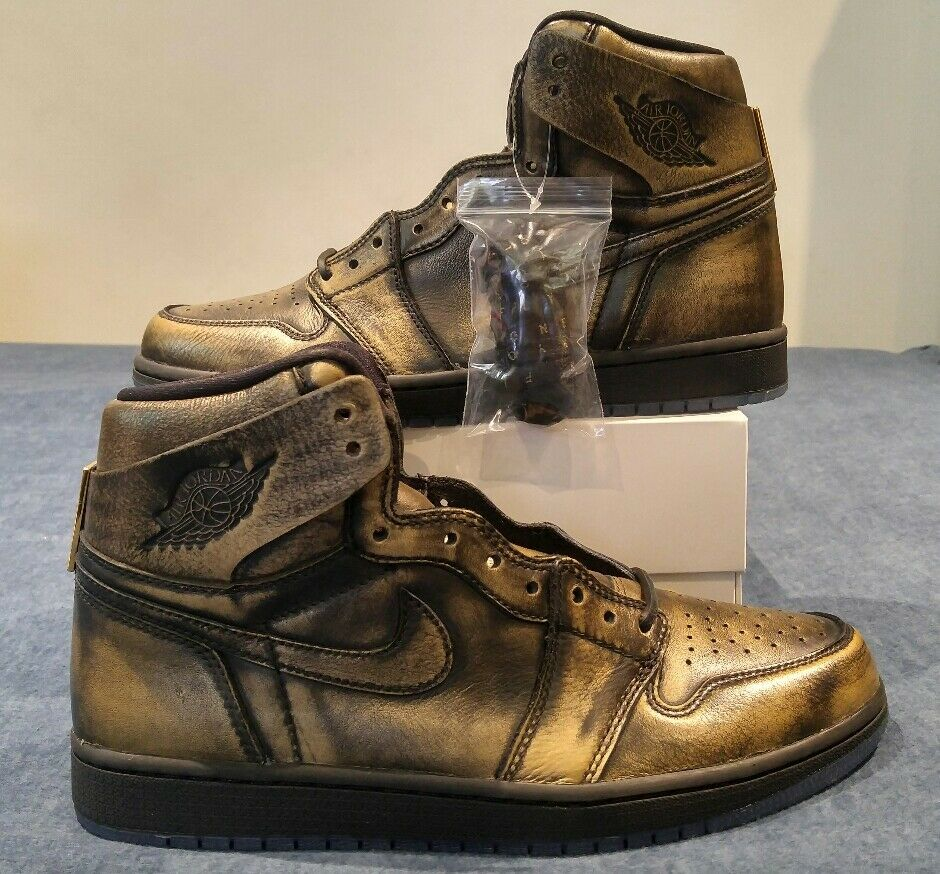 Air LIMITED Jordan 1 Retro High Wings DS sz 9.5 LIMITED Air TO 19K PAIRS WORLDWIDE! 6bd1bc