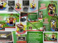 Digital Photo Frame Sports Ornament Fre Shiping W/buy It Now Price Great 4 Gifts