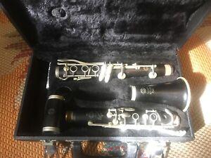Vintage-Selmer-Centered-Tone-Professional-Wood-Clarinet