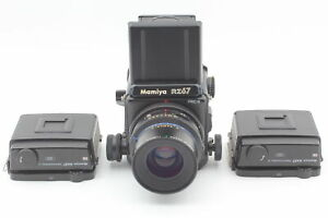N-Nuovo-di-zecca-CON-2-Film-Retro-Mamiya-RZ67-Pro-II-Sekor-Z-90mm-f3-5-W-lente-dal-Giappone